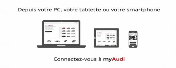 Audi lance la prise de rendez vous en ligne pour l for Garage pour entretien audi