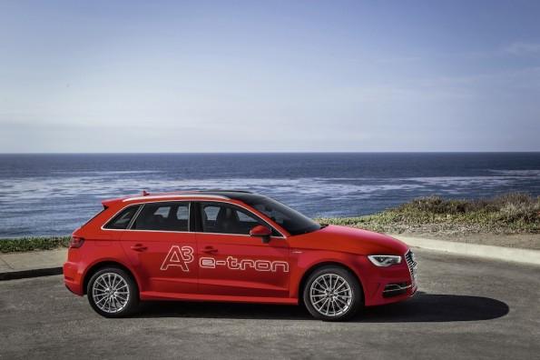 Maximale Transparenz: Audi erhaelt DEKRA-Zertifikat fuer CO2-Fussabdruck