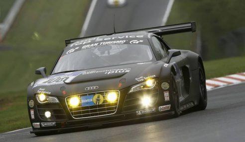 Audi débute le championnat Grand-Am avec la belle R8