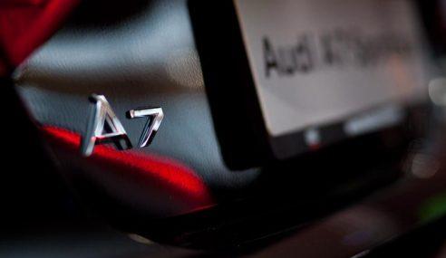 Audi Driving Experience : Petite ballade dans l'Audi A7 Sportback