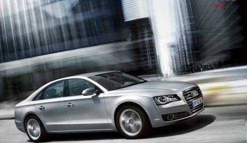 Audi Driving Experience : Mon test de l'Audi A8