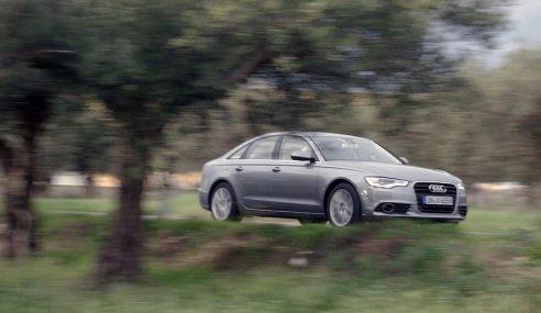 Mon essai de la nouvelle Audi A6 : luxe, efficacité, sobriété, performance !