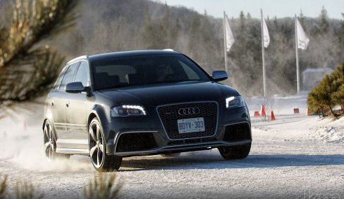 Audi remporte pour la 3ème fois d'affilée le prix du meilleur moteur pour son 2.5 TFSI