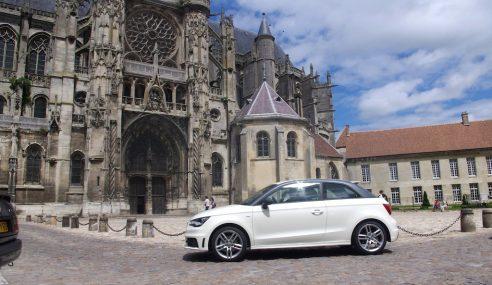 Un beau spot pour la nouvelle A1 sportback et le système Audi Connect
