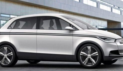 L'Audi A2 concept se dévoile plus en détails