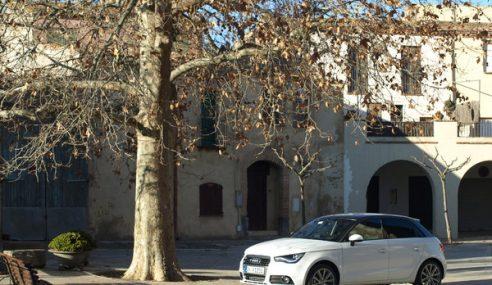 L'Audi A1 sportback à l'essai chez Automoto