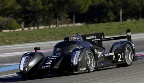 Audi engagera 2 modèles hybrides pour les 24H du Mans 2012
