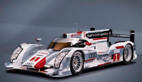Audi arrive avec un TDI hybride en endurance : la R18 e-tron quattro