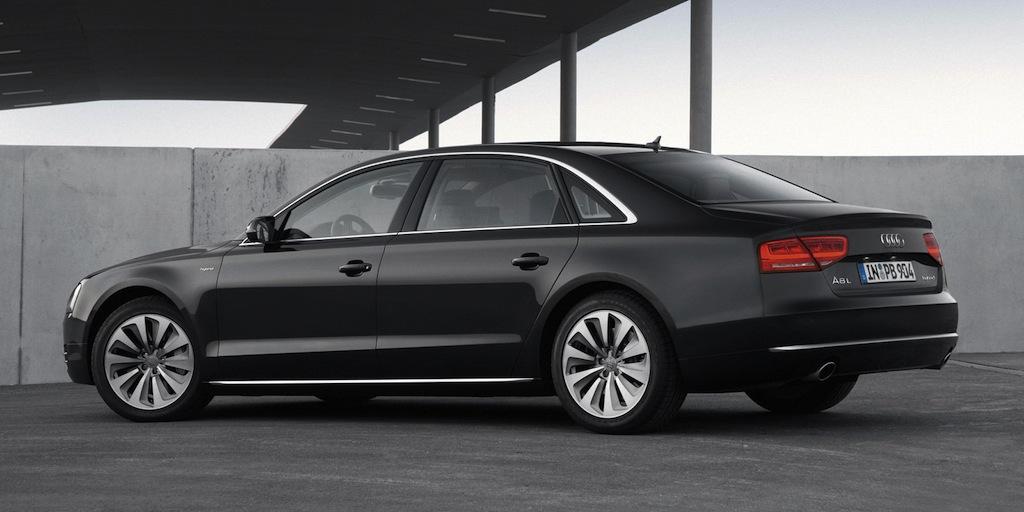 Audi A8L : raffinement et exclusivité