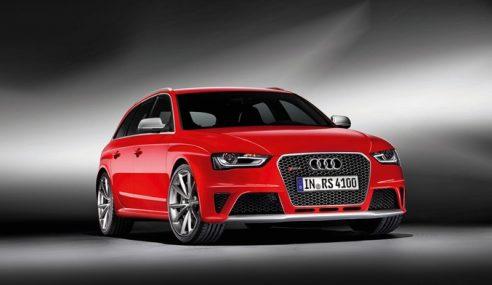 La puissante Audi RS4 est unique depuis 4 générations !