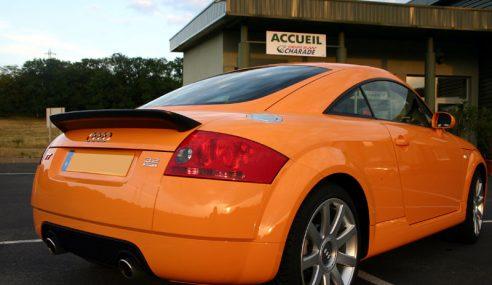 Petit retour en arrière : l'Audi TT V6 DSG première génération