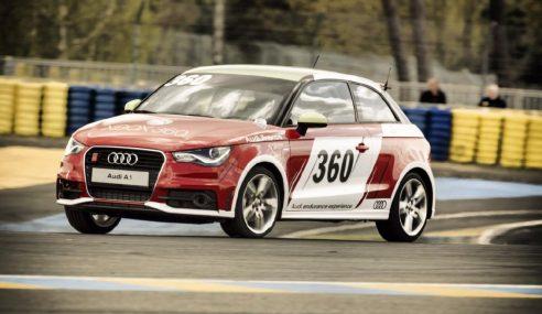 Quand le virtuel rencontre le réel : gagnez une place pour l'Audi Endurance Expérience grace à Forza 4