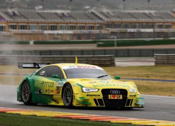 6ème manche du championnat DTM : Audi en seconde position