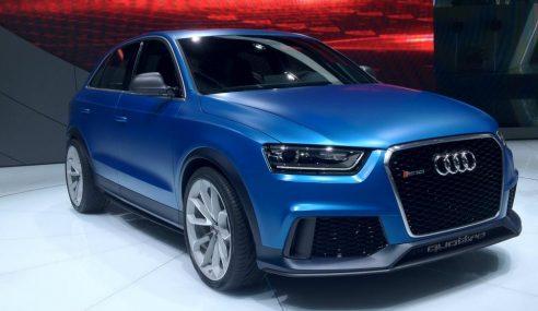 Audi au salon de Pékin : de belles nouveautés