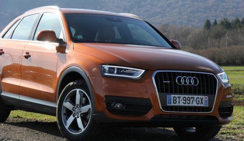 L'Audi Q3 à l'épreuve du quotidien