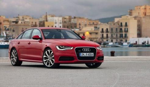 Audi lance un nouveau spot pour promouvoir la belle A6 V6 biTDI