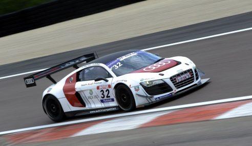 Un week-end chargé pour Audi : Finales du championnat WEC et du GT Tour