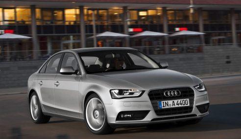 La belle A4 est élue meilleure voiture toutes classes confondues dans un rapport Dekra