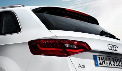 La nouvelle Audi A3 Sportback réunit les superlatifs