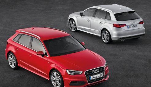 La nouvelle Audi A3 Sportback à l'essai