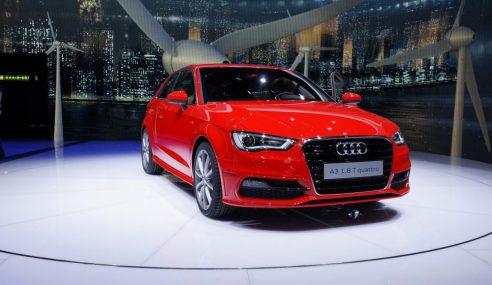 Audi dévoile officiellement la nouvelle A3 (photos + vidéo)