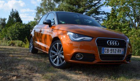 Essai : Audi A1 Sportback 1.2 TFSI 86 chevaux, la reine du quotidien