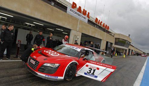 Audi en endurance et au GT Tour 2012 : Une fin en beauté