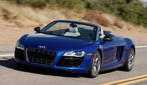 Quand Audi décide d'embellir un mariage #WantAnR8