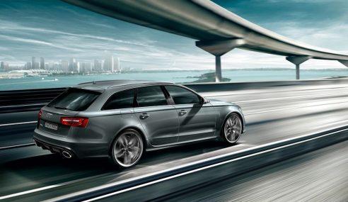 Audi lance la nouvelle RS6 Avant