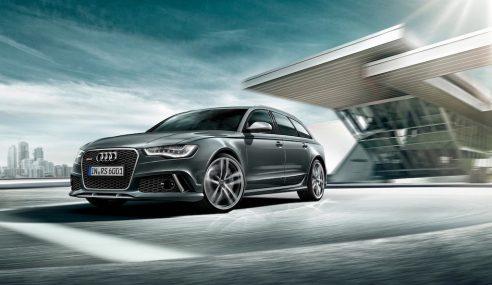 Vivez une expérience sonore unique avec la belle Audi RS6 #RDVAudi #AudiRS