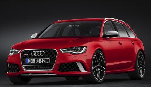Audi RS6 avant : la voiture de course pour tous les jours