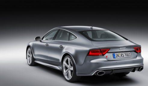 L'exclusive Audi RS7 Sportback comme si vous y étiez !