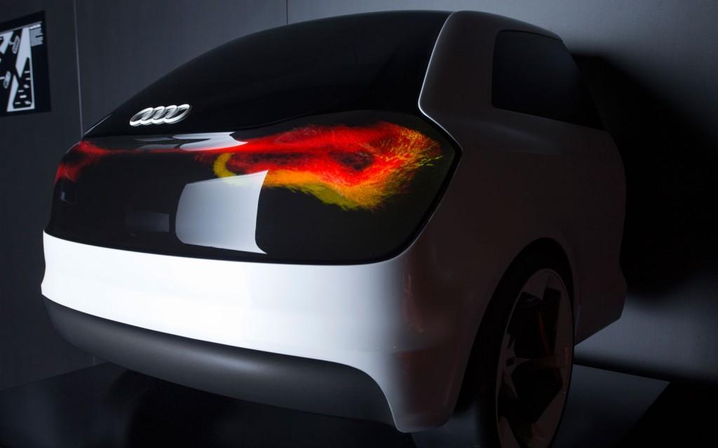 Audi et ses technologies lumineuses