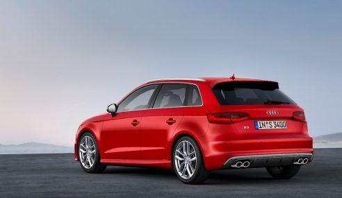 Audi dévoile la nouvelle S3 Sportback
