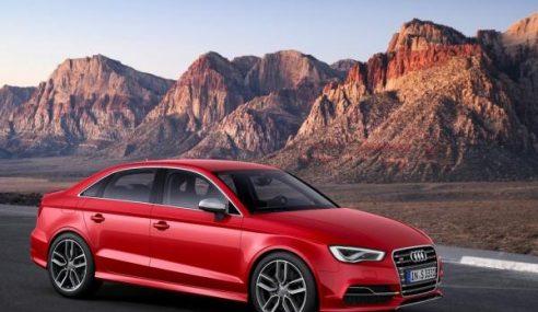 Audi lance officiellement l'A3 berline et sa déclinaison sportive S3