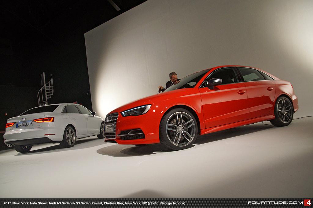 Audi va présenter un nouveau modèle le 27 mars !