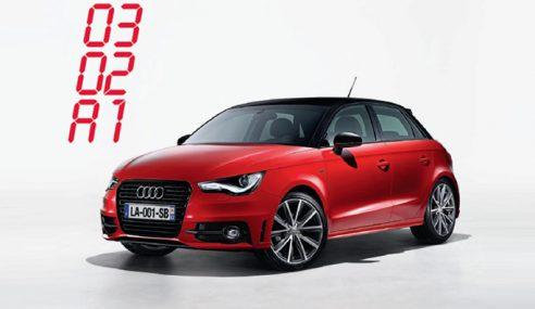 """Making-Of de la publicité """"Audi A1 Urban Sport"""""""