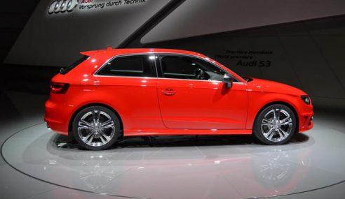 Nouvelle Audi S3 : un bolide très réussi