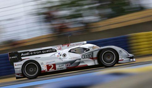 24H du Mans 2013 : 1ère et 3ème place pour Audi !