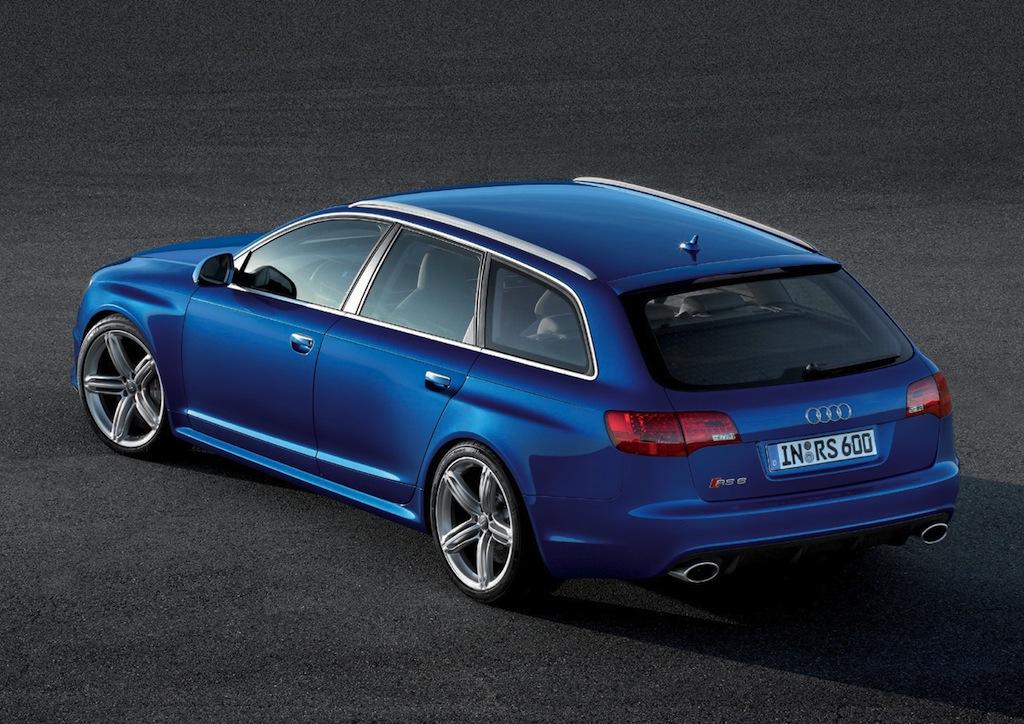 Audi RS 6 Avant/Standbild