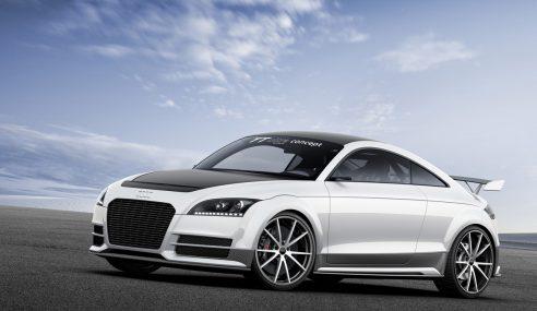 Audi TT ultra quattro concept – Le TT ultime (photos, vidéo)
