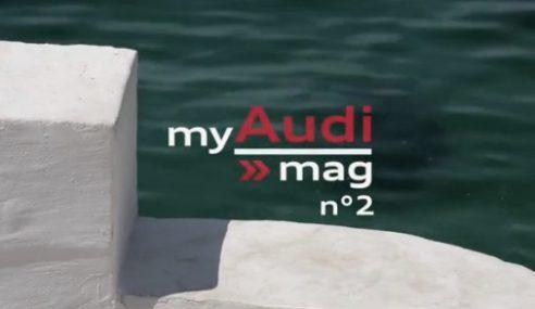 #myAudimag : le 2nd épisode est en ligne !