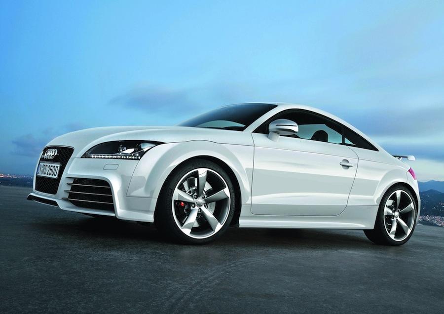 Audi TT RS Coup /Standaufnahme