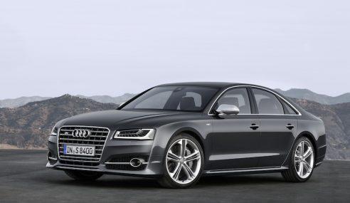 Audi dévoile les nouvelles A8 et S8 (photos, vidéo)