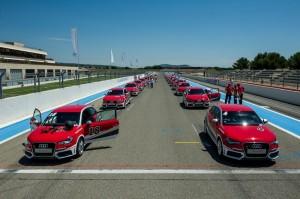 Audi endurance experience - Qualification - 14 juin 2013 - circuit Paul Ricard du Castellet (83)