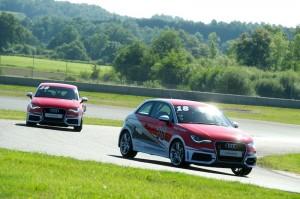 Qualif Audi Endurance