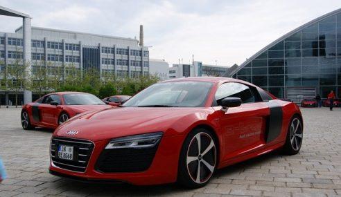 La technologie e-tron s'implante de plus en plus chez Audi #e_tron