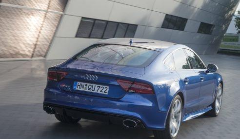 Les technologies dynamiques des Audi RSQ3 et RS7 Sportback