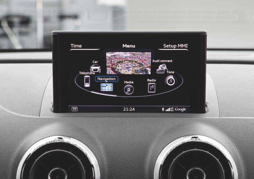 Audi A3 - connect