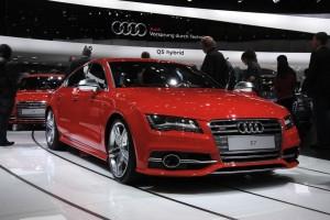2013 Audi S7 Sportback front
